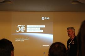 Space Days 2014, Darmstadt-Wixhausen, 25.10.2014